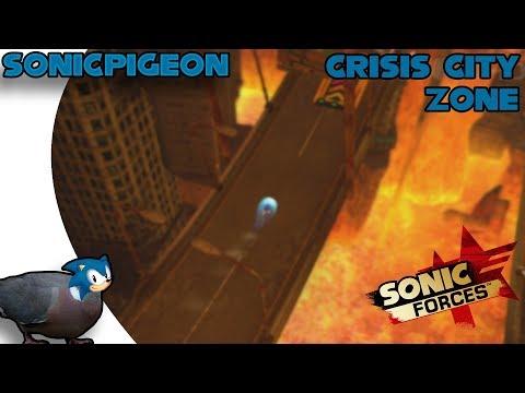 Sonic Forces - Crisis City Stage Mod