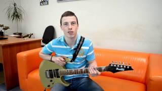 Обучение игре на гитаре, электрогитаре в Санкт-Петербурге