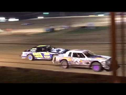 UMP Street Stock Fall Nationals Charleston Speedway Oct 13 2018