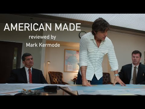 American Made reviewed by Mark Kermode streaming vf
