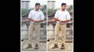 How to Blur Photo Background in Photoshop Like Very Expensive Lens Photography in 2018