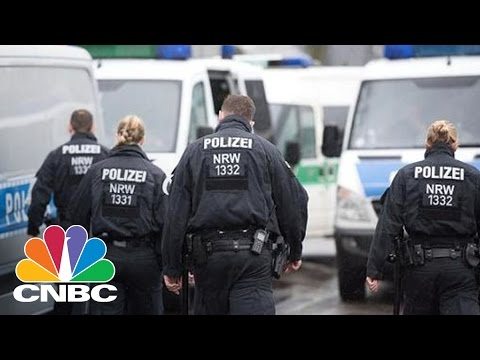 German Police Arrest 4 People Tied To Christmas Market Attack: Bottom Line | CNBC