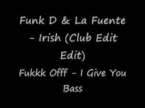 Electro House Virtual DJ Mix Fukkk Offf - I Give You Bass Funk D & La Fuente