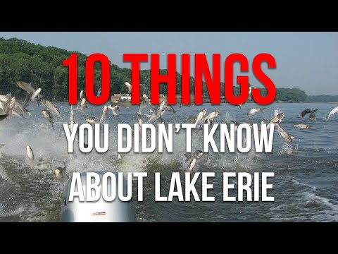 10 Things You Didn't Know About Lake Erie