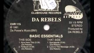 Sexcapade - Da Rebels 1991