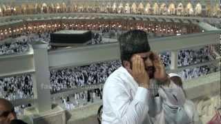 Qari Syed Sadaqat Ali @ Masjid Al-Haram, Saudi Arabia; 05.05.2012