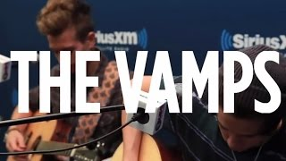 "The Vamps ""Somebody To You"" Live @ SiriusXM // Hits 1"