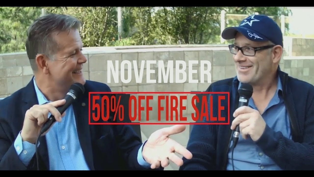 Bitcoin Early Christmas 50% OFF FIRE SALE, December Surprise!