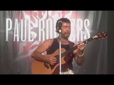 "Paul Rodgers ""Satisfaction guaranteed"" Full live, better quality."