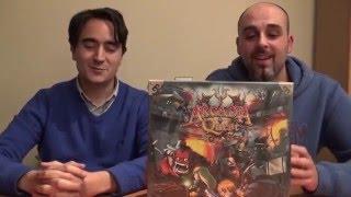 Otro vídeo de cabezones, lo digo por el Arcadia Quest, no por mis c...