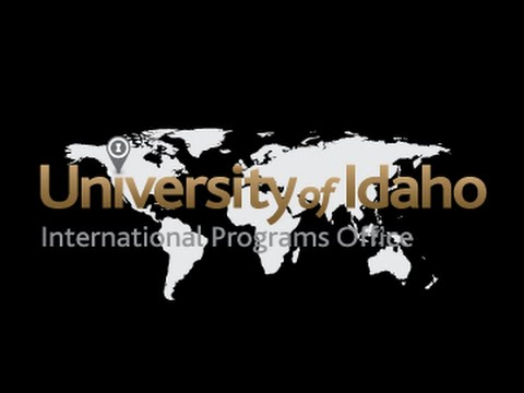 University of Idaho- International Students