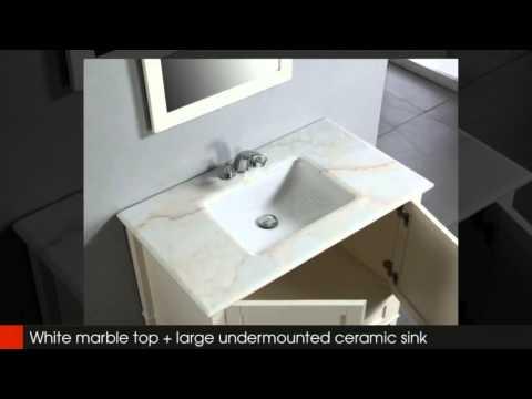 Chelsea 36 in. Bathroom Vanity