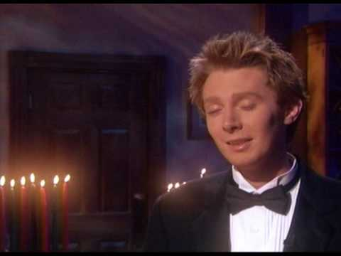 Clay Aiken and Bing Crosby -