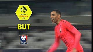 But Ronny RODELIN (90' +4) / Girondins de Bordeaux - SM Caen (0-2)  / 2017-18
