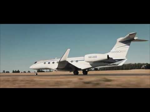 Gulfstream Aerial 2018