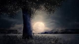 Fantasy Moon Tree