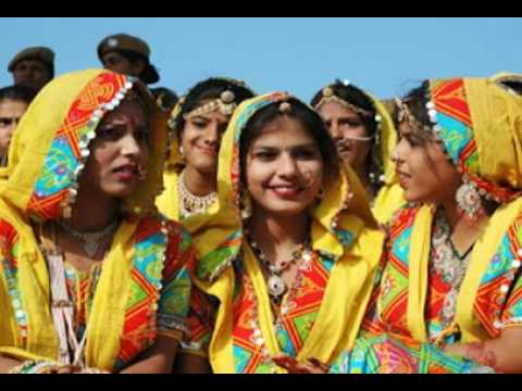 1b71eec081 Indian Traditional Dresses - State Wise Dress - Indian Culture Sc 1 St  YouTube