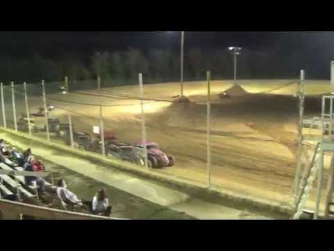 Southern Vintage Racing Association Vintage Feature 9.24.16 NWFL Speedway