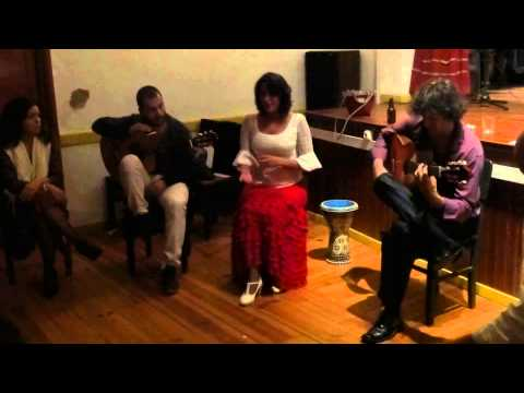 Ensaio Grupo El Camino Flamenco