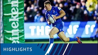Bath Rugby v Leinster Rugby (P1) - Highlights 08.12.2018