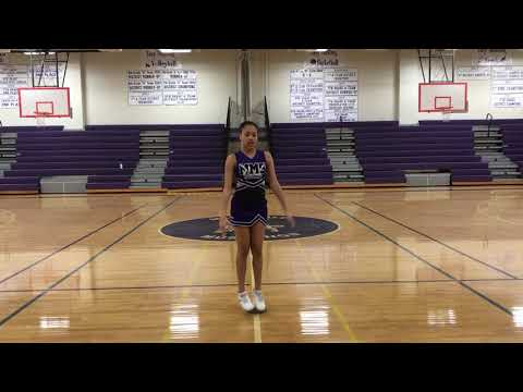 McDonald Middle School Tryout Jumps