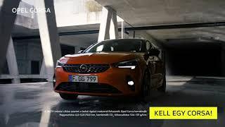 Opel Corsa. Beparkol a szívedbe!