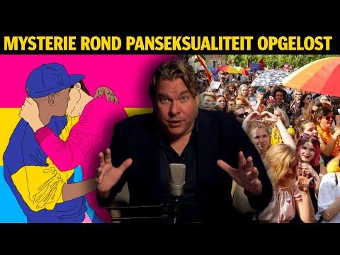 MYSTERIE ROND PANSEKSUALITEIT OPGELOST - DE JENSEN SHOW #83