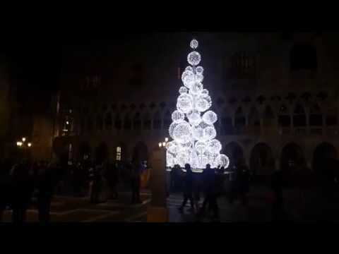 Venezia Auguri Da Venezia Piazza San Marco 2018 Youtube