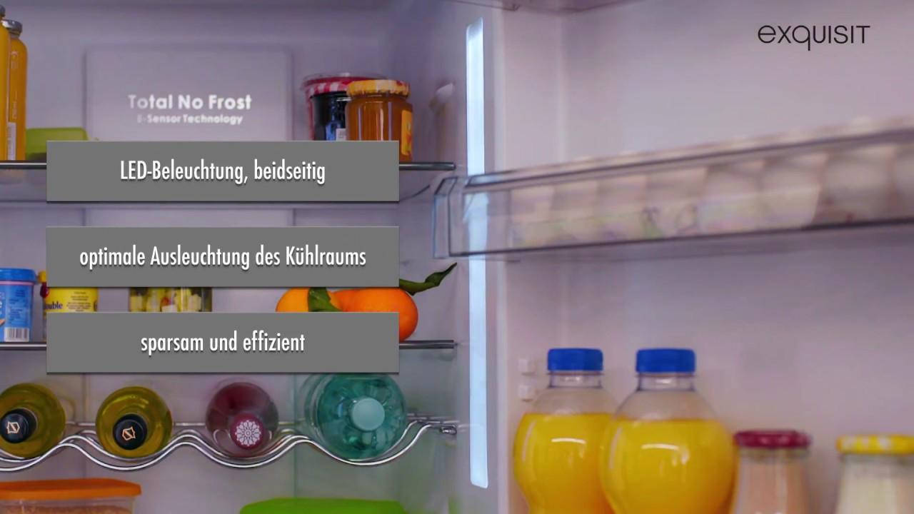 Kühl Gefrierkombination No Frost KGC 370/95 4NFEA++