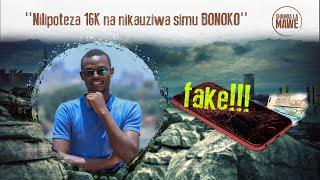 Download Lagu Nilipoteza 16K na nikauziwa simu BONOKO | Ep 7-Shamba La Mawe mp3