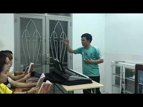 Ca đoàn Giuse, GX BàTrà - Vài Phút Giờ Tập Hát, 31/8/2019