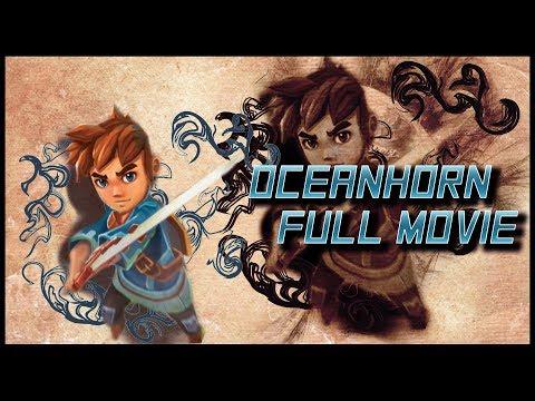 Oceanhorn The Movie (All Cutscenes)
