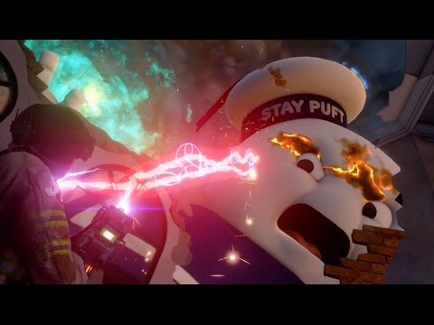 Ghostbusters: Dimension Hyper-Reality Gameplay Trailer - THE VOID