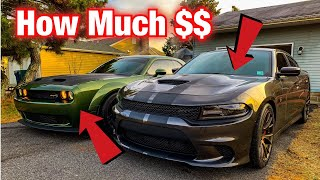 You Won't Believe How Much I Paid For My Redeye & Hellcat!