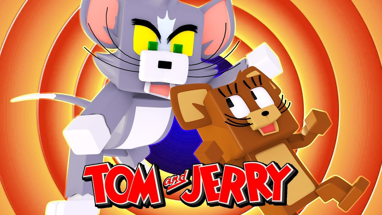 Minecraft: TOM E JERRY - O FILME