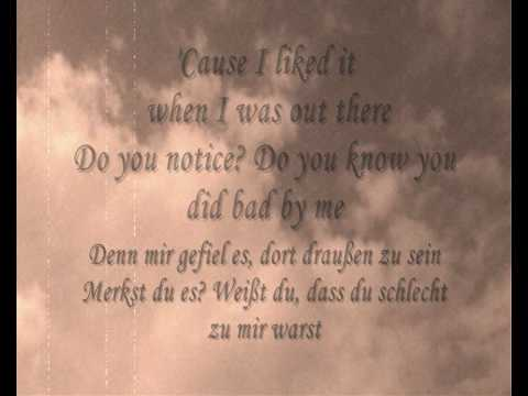 Cranberries : Zombie & Ode to my family - Lyrics + deutsche Übersetzung