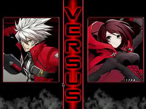 MUGEN Ragna The Bloodedge By OHMSBY AI Patch By Holn Tweaked By ZaStando27 Workout