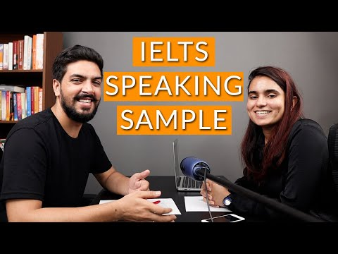 IELTS Speaking India - Band 7 - 7.5