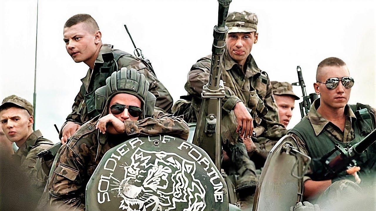 Los 10 Ejércitos de Mercenarios más Poderosos del Mundo