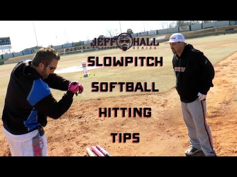 Jeff Hall Softball: Hitting Tips EXTRA w/ Dennis Rulli
