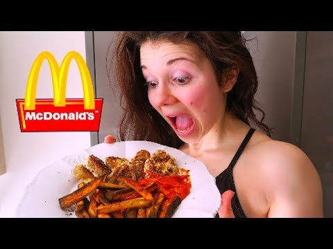 JE REVISITE LES NUGGETS DU MCDO (VERSION HEALTHY)