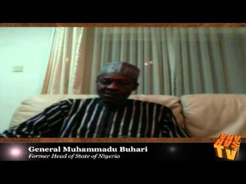 Muhammadu Buhari on SaharaTV