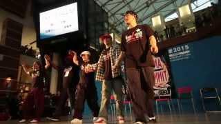 KAGOSHIMA DANCE SUMMIT/Don Canbelllock/P-lock/Locking Khan/KENZO/K-SUKE