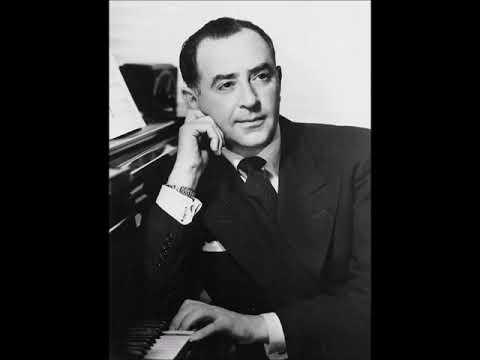Jakob Gimpel plays Chopin - The 24 Préludes (1958 rec.)