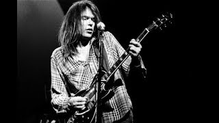 Neil Young & Crazy Horse  live 1976