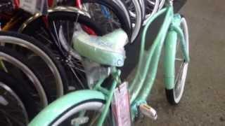 Велосипед круизер Schwinn Slik Chik (2014)(Купить велосипед круизер Schwinn в интернет-магазине Санкт-Петербурга: http://trenager.ucoz.com/shop/velosipedy/kruizery., 2014-06-13T07:02:53.000Z)