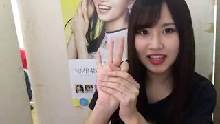 SHOWROOM 2018年11月22日 古賀 成美(NMB48)