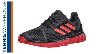 adidas CourtJam Bounce Tennis Shoe