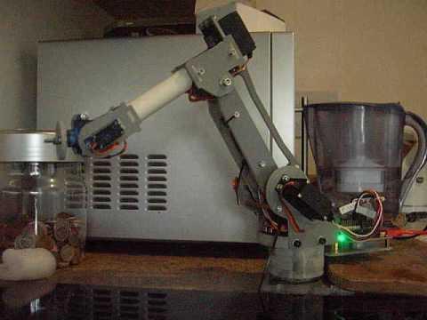 Sainsmart 6-dof robot arm