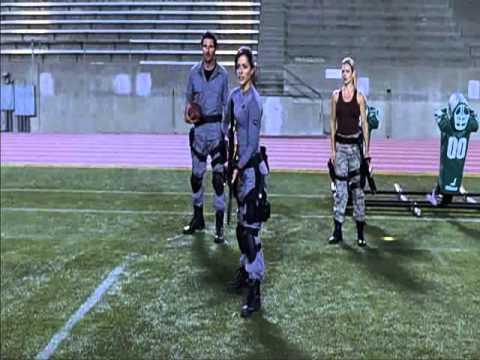 House Of The Dead 2 Movie Football Scene Youtube